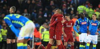 Liverpool - Nápoles