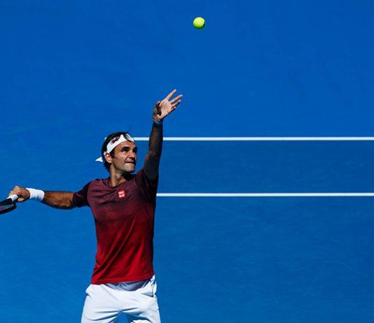 Open de Australia - Federer