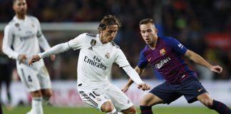 Copa del Rey Modric