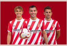 Conocer a los jugadores del Girona y entrenar con ellos