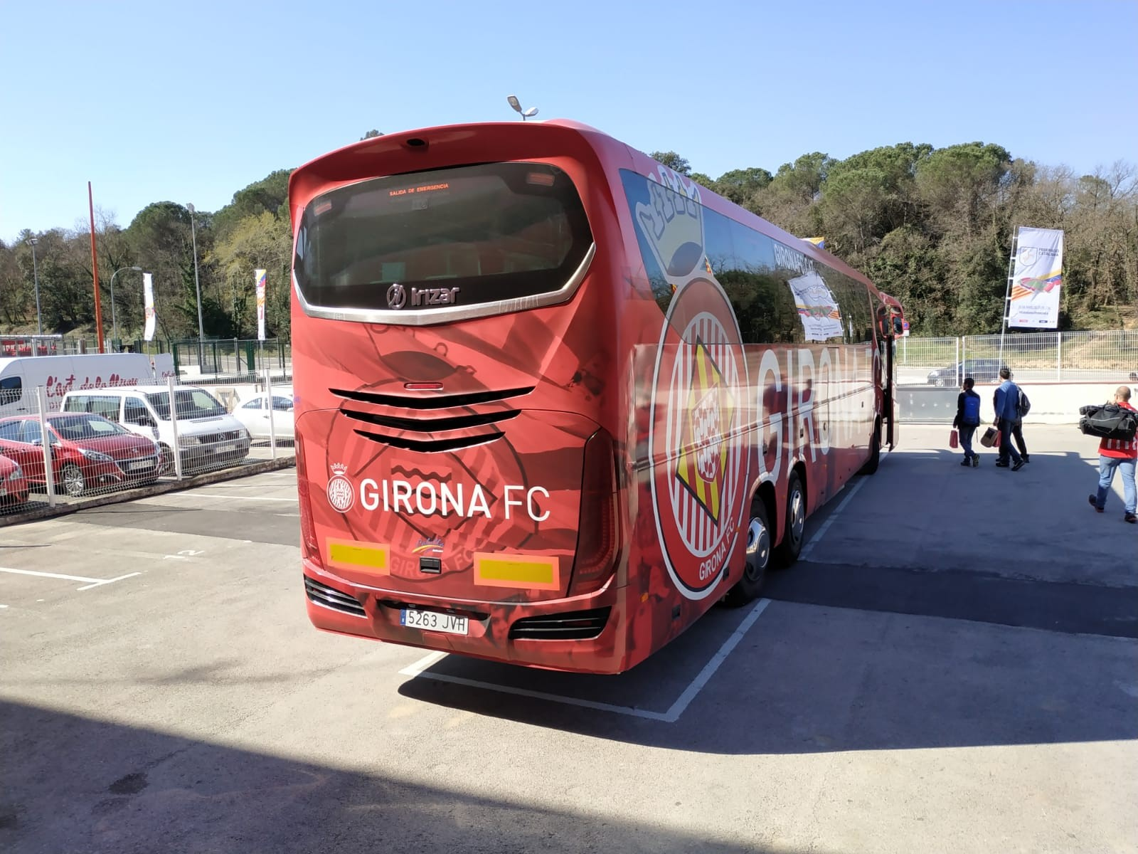 Meet and Greet - Bus oficial