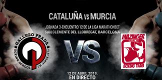Tercera Jornada Liga Marathonbet Catalunya - Murcia
