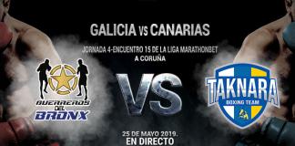 Galicia y Canarias en la Liga Marathonbet