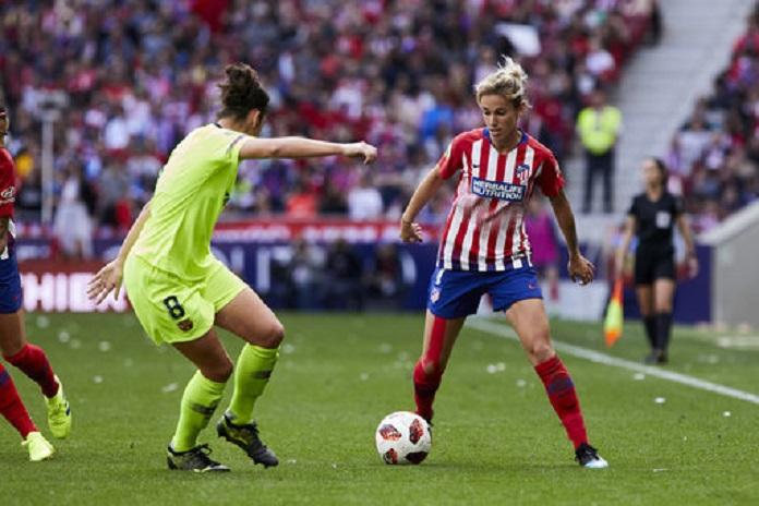 Ángela Sosa es una de las grandes ausencias más destacadas del mundial femenino para España