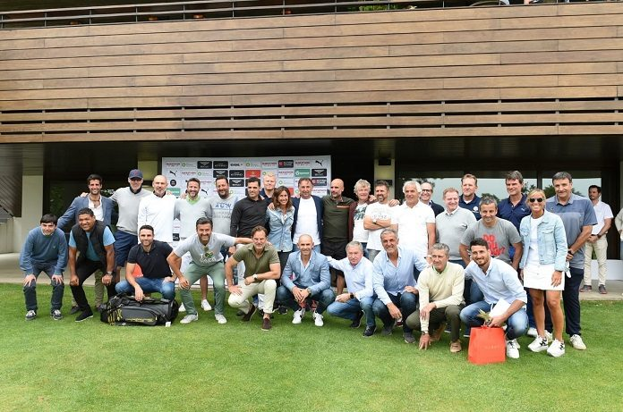 Fotos del Legends Trophy de golf