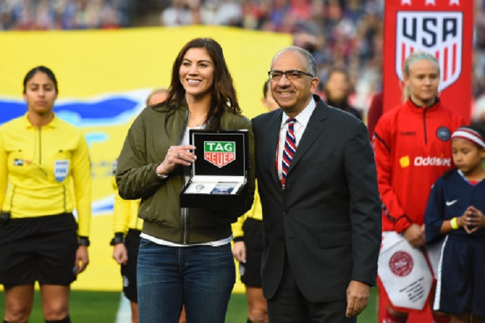 Hope Solo no jugará con Estados Unidos y es la futbolista mediática destacada entre las ausencias destacadas del mundial femenino