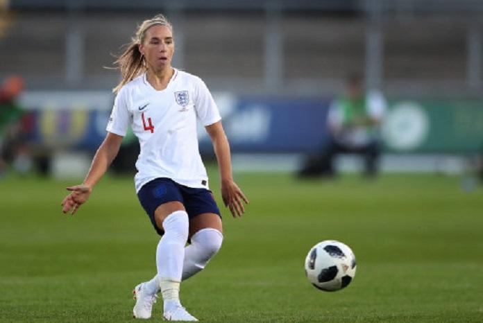 Jordan Nobbs, por lesión, será una de las ausencias más destacadas del Munidal Femenino para Inglaterra