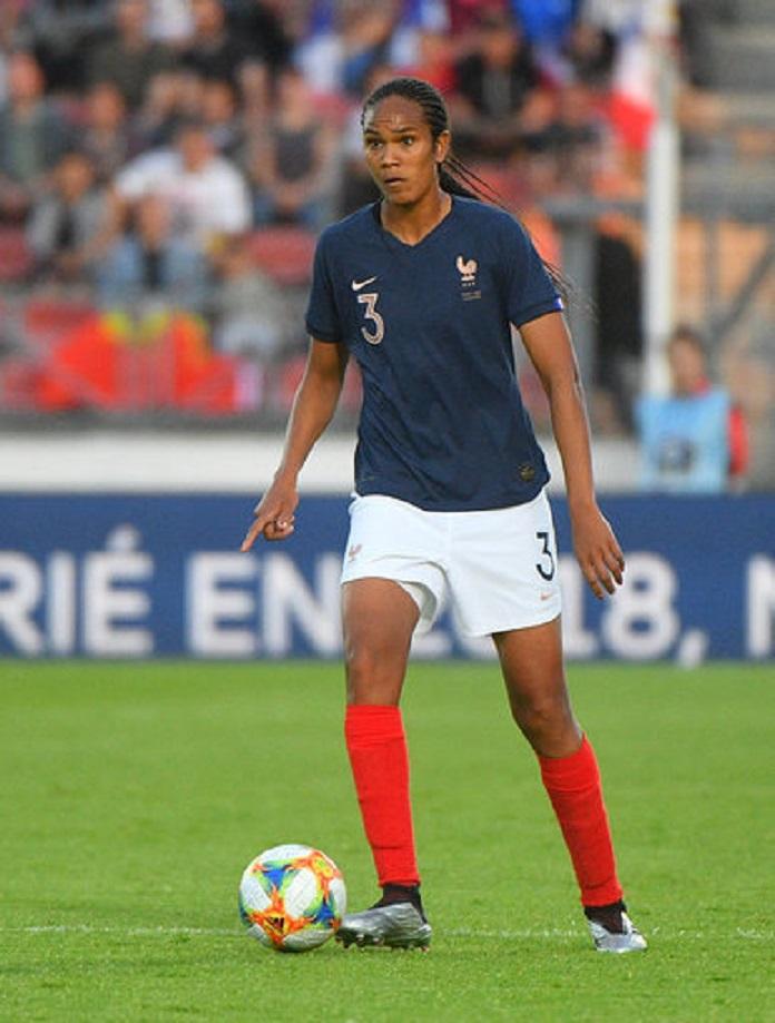 Jugadora más alta del Mundial femenino