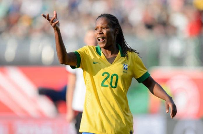 Jugadora más veterana del mundial femenino