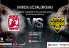 Liga Marathonbet en junio. Murcia Vs Valencia