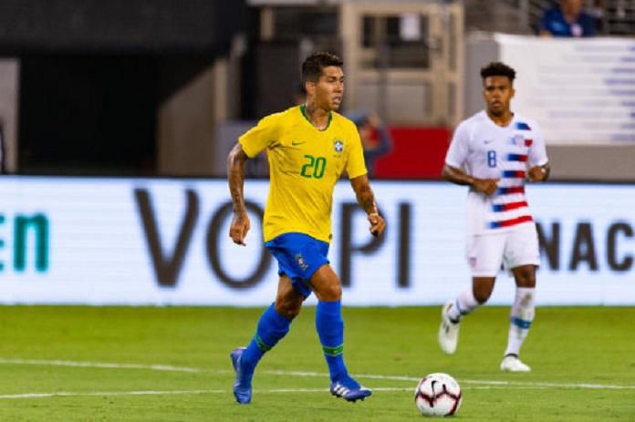 Porra Copa América Firmino