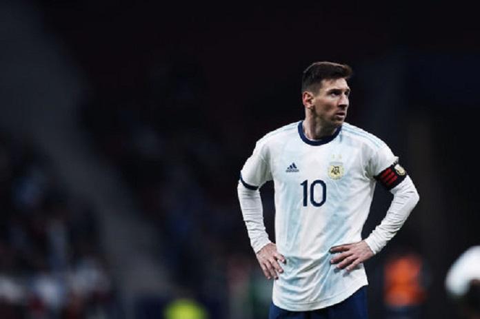Porra Copa América Messi