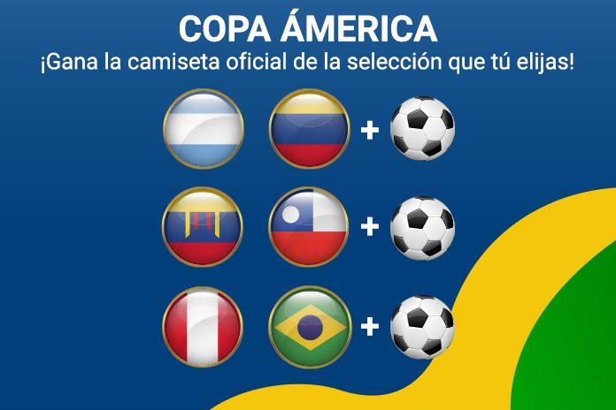 Porra Copa América de fútbol