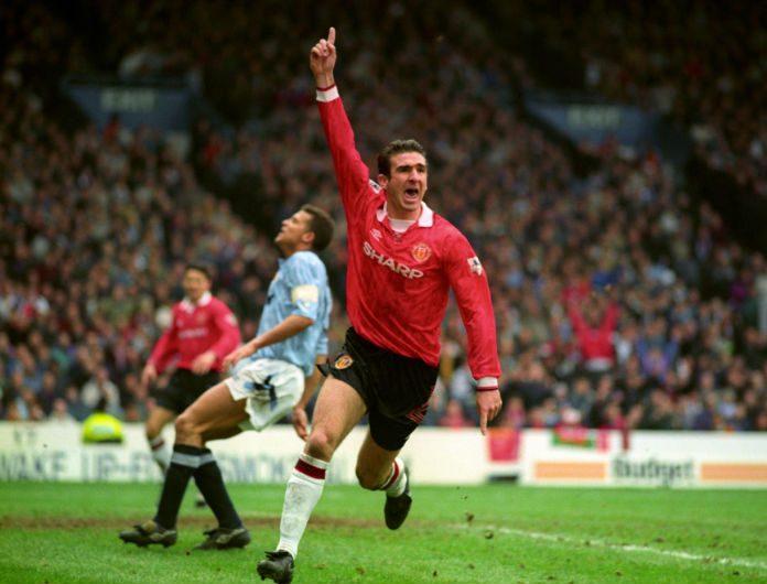 Cantona jugadores de culto de la Premier League de los 90