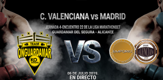 Liga Marathonbet en Alicante