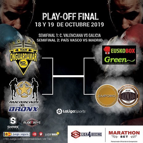 Cartel Final Liga Marathonbet