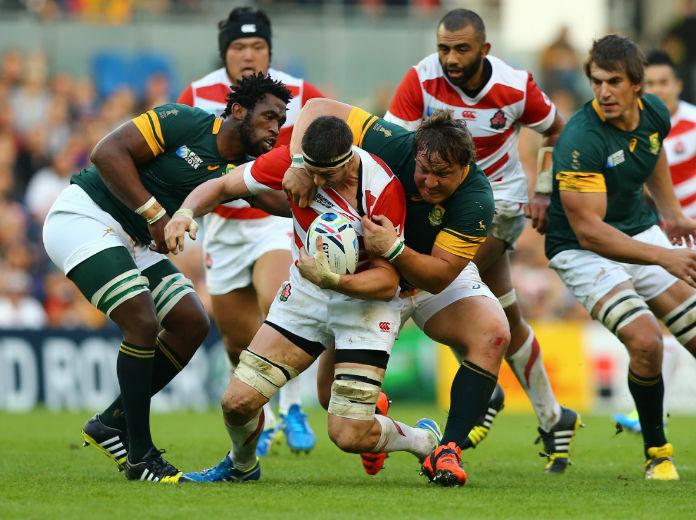Previa Mundial Rugby Japon Sudáfrica 2015