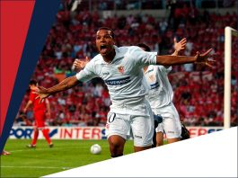 Luis Fabiano - Sevilla Europa League