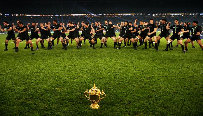 Nueva Zelanda, gran favorita para revalidar el Mundial de Rugby de Japón