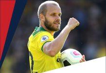 Pukki delantero revelación Norwich City