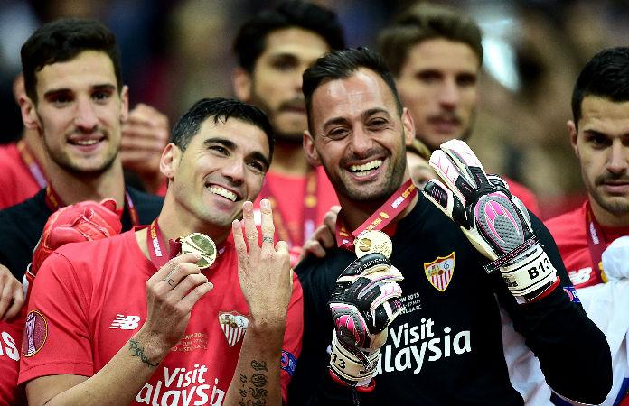 Sevilla conquistó su tercera Europa League desde la tanda de penaltis