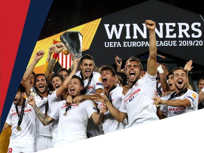 Sevilla campeón Europa League Marathonbet