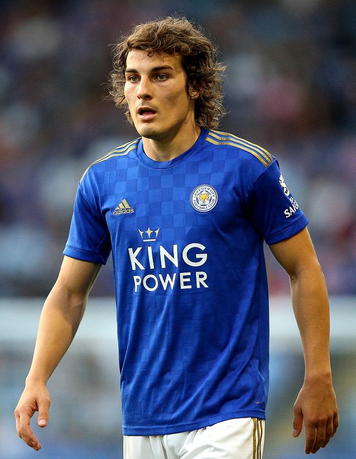 Soyuncu defensa del Leicester