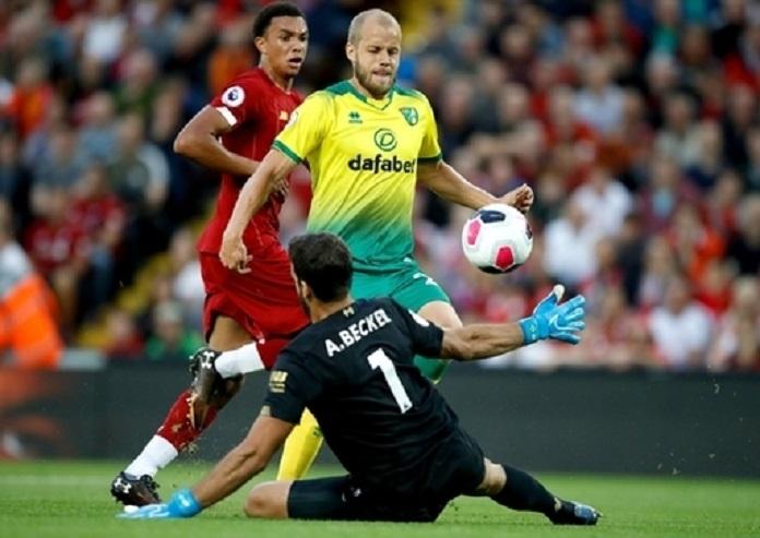 Pukki delantero revelación de la Premier con el Norwich City