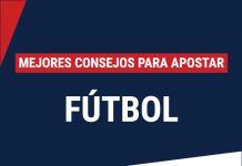 Consejos apostar fútbol