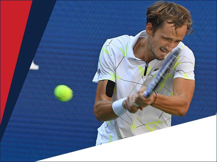 Medvedev tenista revelación