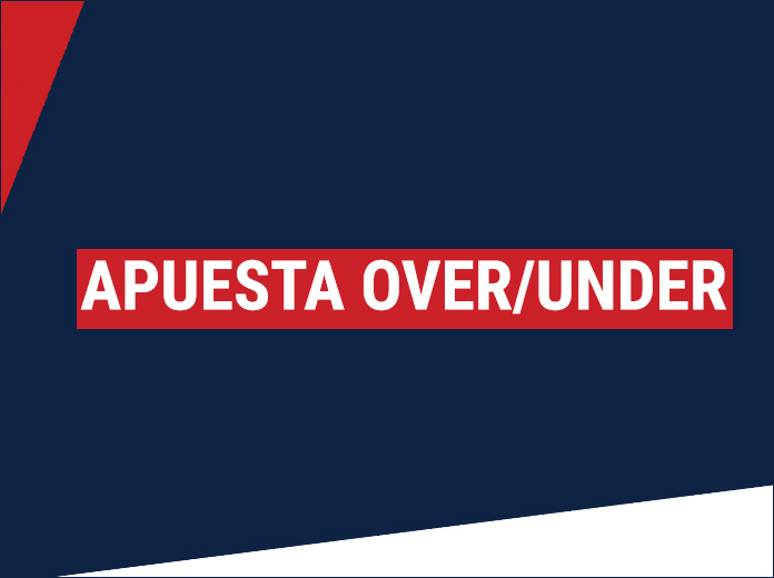 Que es apuesta over/under