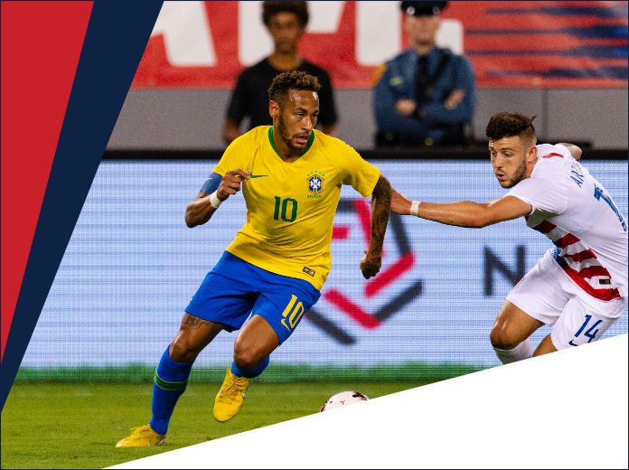 Copa America 2020 Neymar