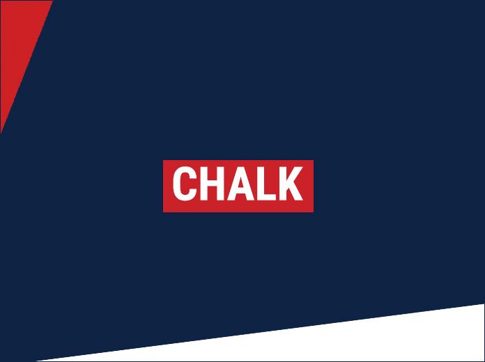 Qué es Chalk en apuestas deportivas
