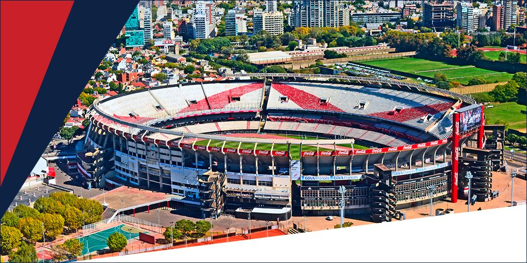 Argentina nueva sede de la Copa América 2020