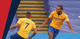 Calvert Lewin delantero revelación Premier League