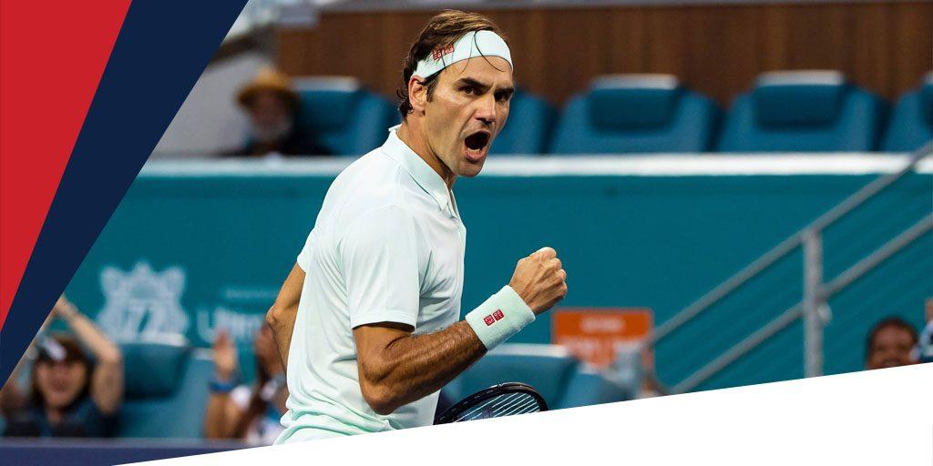 Roger federer lesinado