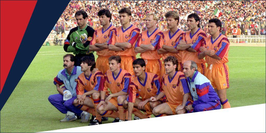 barcelona 1992 camisetas clasicas