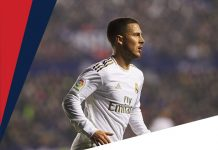 Eden Hazard futbolista a seguir al volver de su lesión