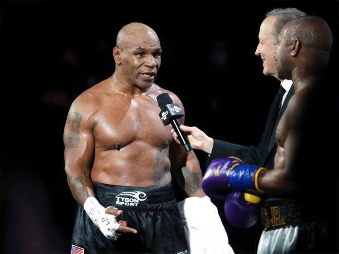 rivalidad mike tyson holyfield 2021