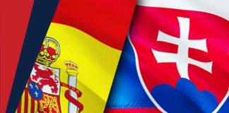 España Vs Eslovaquia