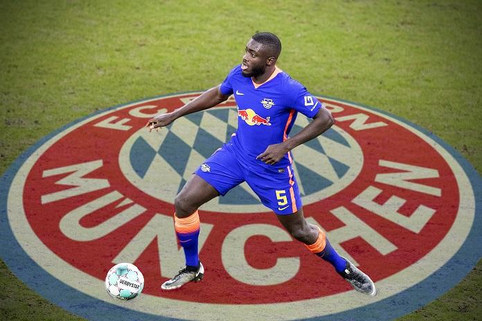 Upamecano fichaje Bayern