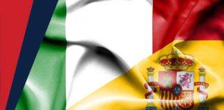 Pronósticos italia españa
