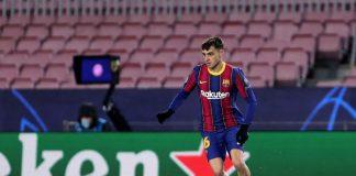 Pedri talentos primera división liga española
